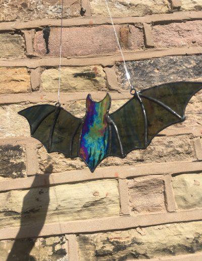 Bat sun catcher