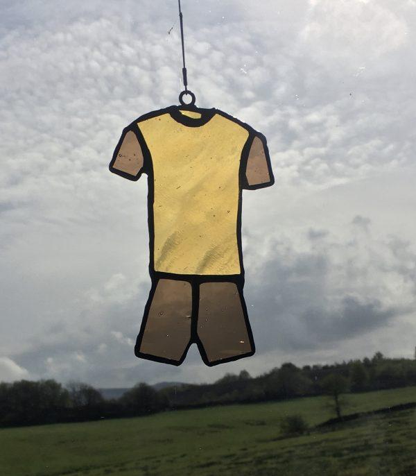 T-shirt & shorts