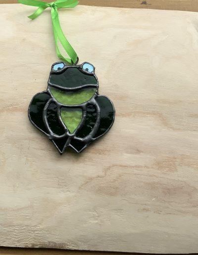 Mini Frog Sun Catcher