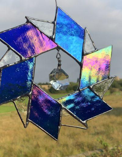 Geometric Sun Catcher